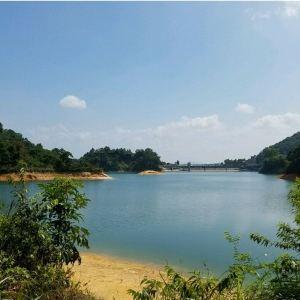 天湖旅游风景区旅游景点攻略图