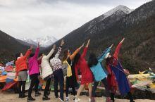 九姨天团闯西藏第三天--从金川经过丹巴到达雅江县城