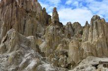 走南美之33:玻利维亚神秘的月亮谷