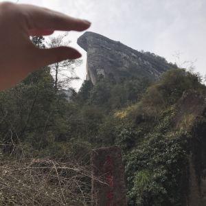 鹰嘴岩旅游景点攻略图