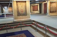 伊朗地毯博物馆,了解了不同的地毯风格和制作工艺。