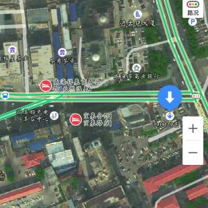 长青公园旅游景点攻略图