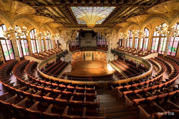 加泰羅尼亞音樂宮1