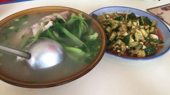 洪宇冒菜館