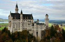 西欧之旅(21)新天鹅堡--末代国王的骑士梦