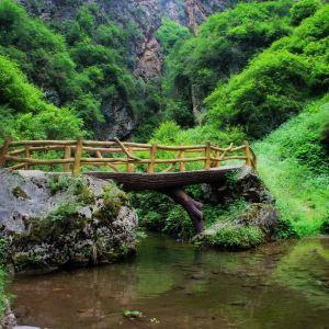 遮阳山旅游风景区旅游景点攻略图