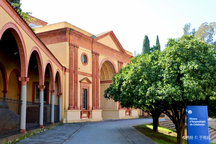加泰羅尼亞考古博物館1