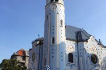 布拉迪斯拉发的蓝色教堂