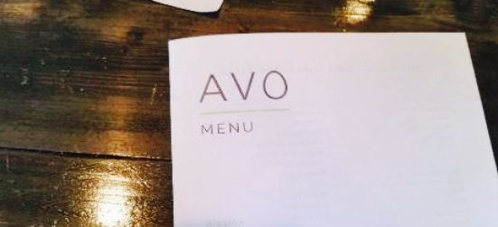 Avo Health Food Restaurant