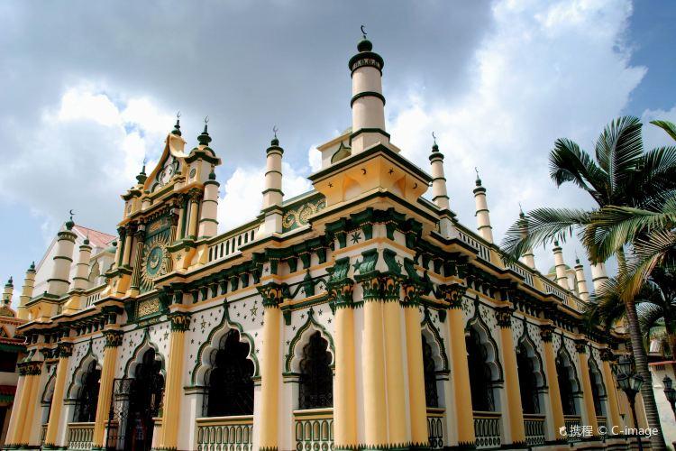 Abdul Gaffoor Mosque1