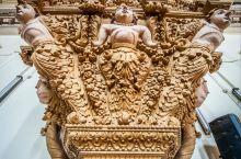 在印度,也可以看到不输于欧洲的大教堂