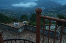 尼泊尔地震当天的早上