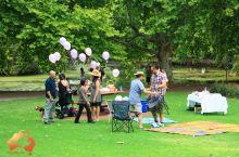 #向往的生活 珀斯公园就是完美周末的最佳诠释