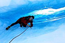 #向往的生活 新西兰最不能错过的项目-攀登万年冰川