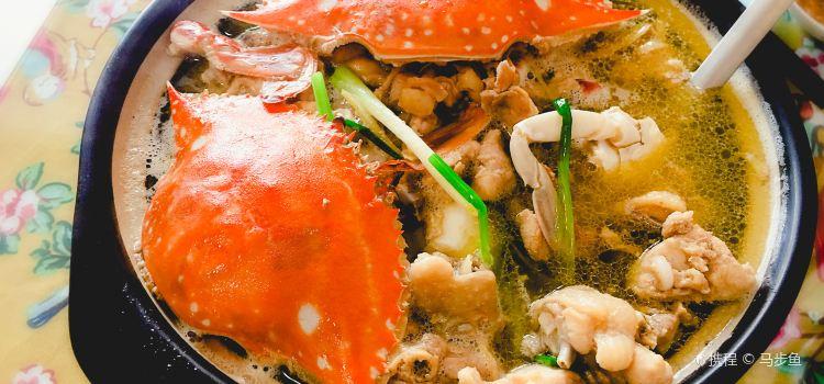 芳姨廣東砂鍋粥1