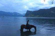 瑞士卢塞恩一个令人流连忘返的地方