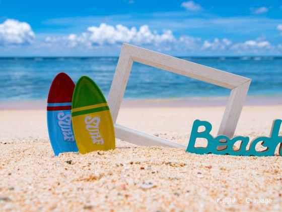 可可棕櫚星沙灣
