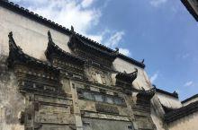徽州建筑的典型代表:西递村