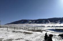 伊吾县的雪