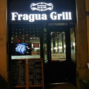 Fragua Grill旅游景点攻略图
