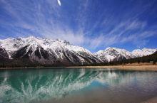 雪域精灵 然乌湖