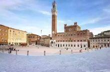 走,去意大利的广场上逛一逛