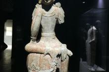 青州博物馆-佛像的微笑!