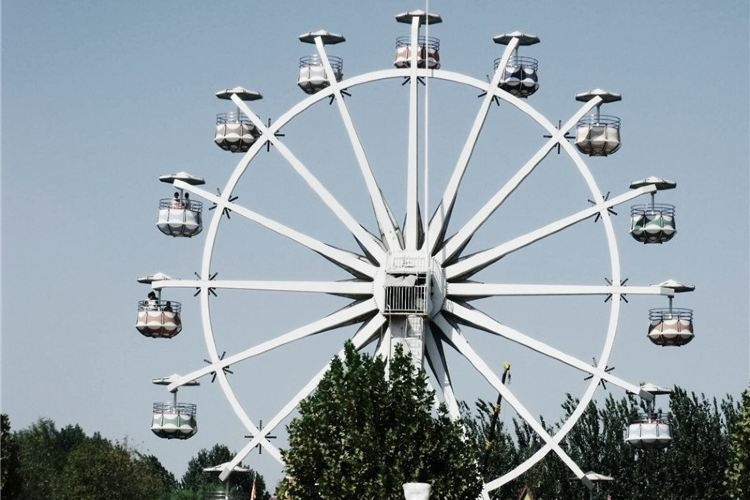 Luozhuang Shengneng Amusement Park2