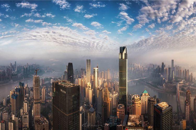 重慶環球金融中心觀景台(會仙樓)2