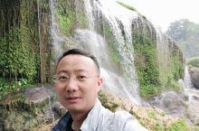 亚洲第一大德天跨国瀑布