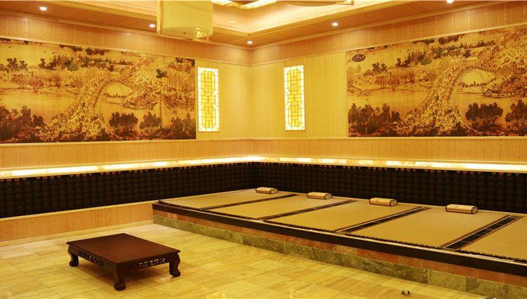 Baiyangdian Zhuorun Jianguo Hot Spring3