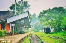 斯里兰卡坐着火车唱着歌,去往那世界的尽头