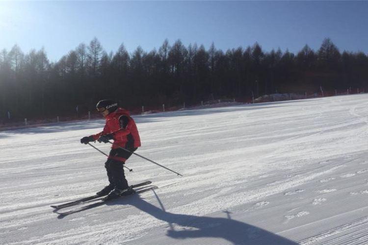 牡丹峰滑雪場3