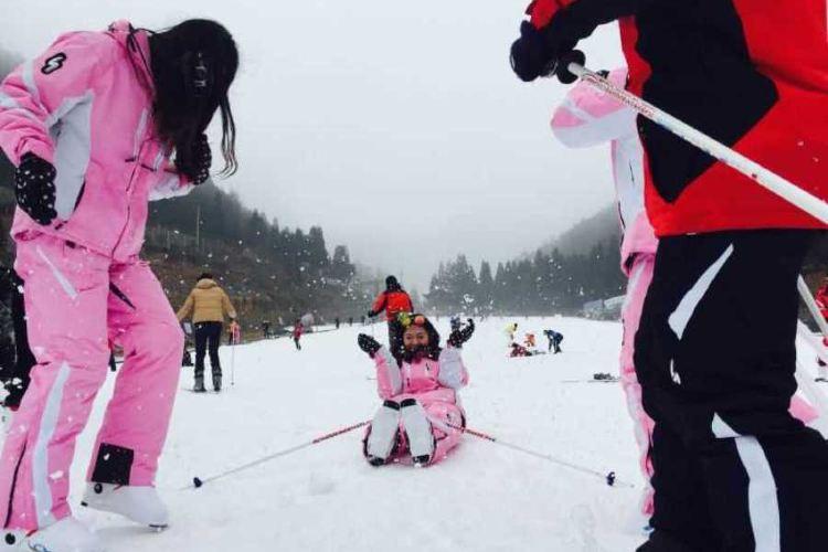 綠水尖滑雪場4