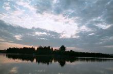 再见,日落。☀
