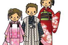 """你知道吗?在日本每年有三个""""儿童节""""!"""