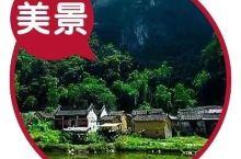 """广州附近惊现""""小桂林""""!人少景美,梦幻般的山水田园,半小时直达!"""