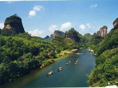 大王峰旅游景点攻略图