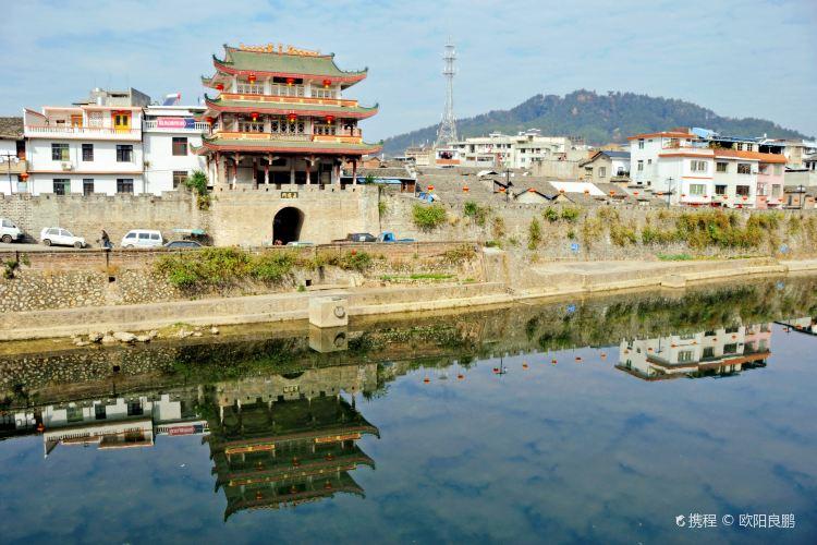Changting Ancient City Wall1