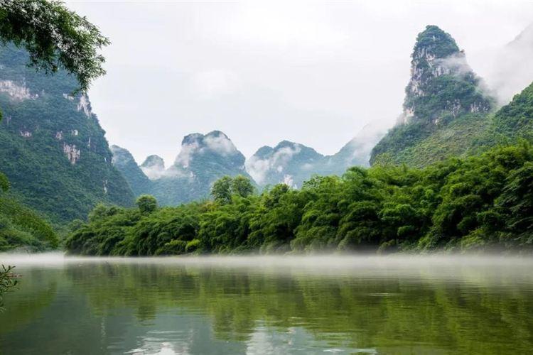 Xiangbeishiwaitaoyuan Sceneic Area4