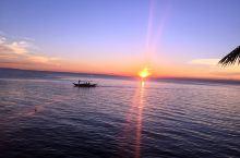 Boracay West Cove的日落