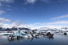 冰岛瓦特纳冰川国家公园游船看冰川景(2018/7)