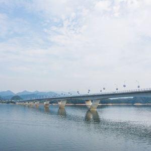 千岛湖大桥旅游景点攻略图