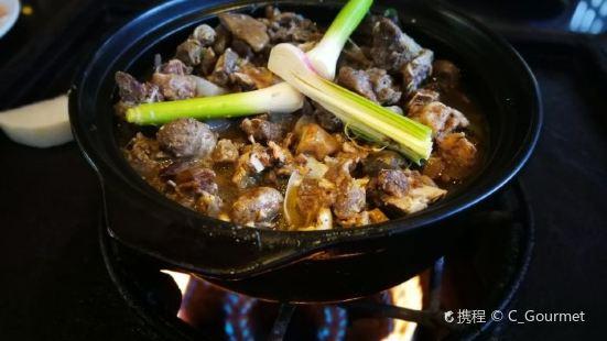 You Yi Guo HeiShan YangLa PaiGu Hot Pot( Gu Cheng )