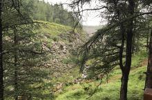 阿尔山之大峡谷