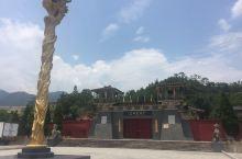闽东畲族聚居地--中华畲族宫