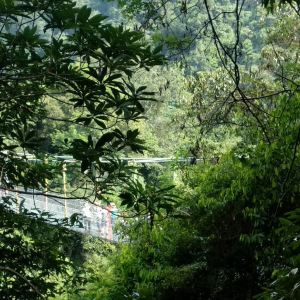 双龙沟旅游景点攻略图