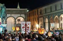 佛罗伦萨   花灯节