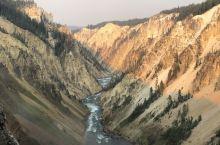 美国·黄石大峡谷