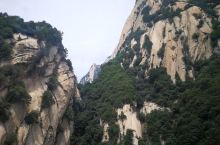 我登上了华山之巅